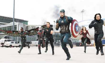Captain America: Civil War (***)