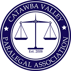 Catawba Valley Paralegals Meet Tuesday, August 9, 6pm