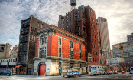 1903 NYC Firehouse From 1984's Ghostbusters To Be Renovated