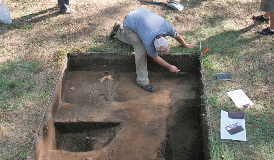 Could Artifacts Found At Site X Be From NC's Lost Colony?