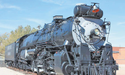 City Plans To Sell Historic 1930 Madam Queen Steam Engine