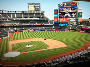 Man Arrested For Blasting Mets Stadium With Music