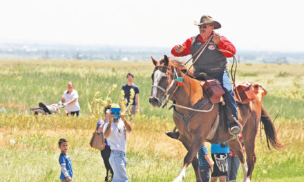 Pony Express Assn. Sponsors Yearly Re-Ride In Southwest