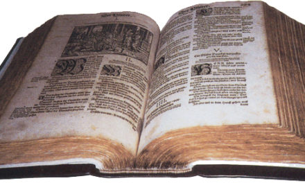 Kastner Family Bible On Display In Dallas July 26-August 13