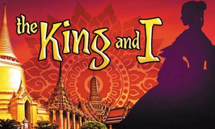 Auditions For The King And I Are July 25 & 26, Aug. 1 & 2, In Hudson Uptown Building
