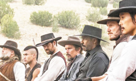 The Magnificent Seven (**) PG-13