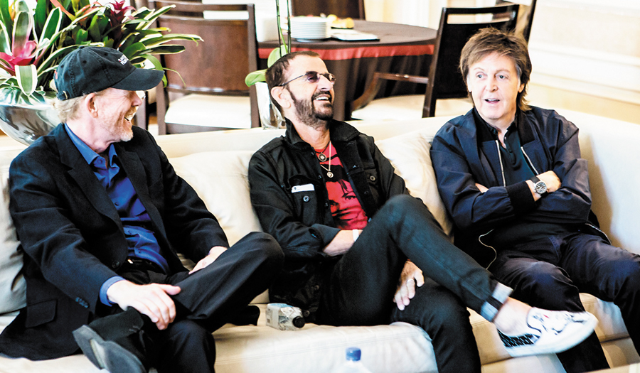 New Beatles Documentary By Ron Howard  Reveals Their Stand Against Segregation