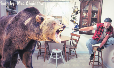 There is nothing to fear but fear itself… and BEARS! ALWAYS FEAR BEARS!