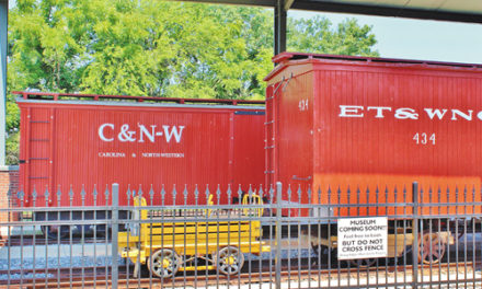 Railroad Museum Hosts Fall Gala This Sat., October 15, In Newton