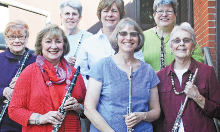 Concert By Zephyr Woodwinds, At Ridgeview, Tues., Nov. 15