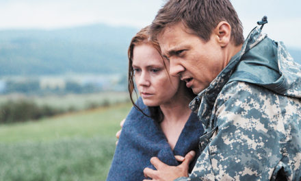 Arrival (** ½) PG-13
