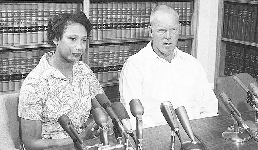 Quiet Virginia Couple Changed The Course Of History