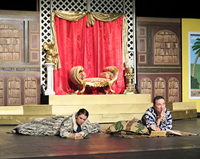 Final Weekend For King & I