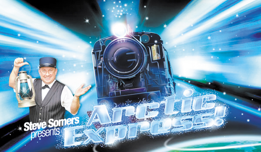 All Aboard The Arctic Express! Sat., Dec. 10, Beaver Library