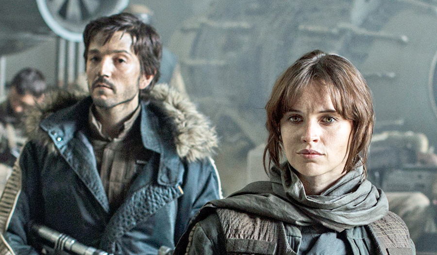 Rogue One: A Star Wars Story (***) PG-13