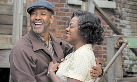 Fences (***) PG-13