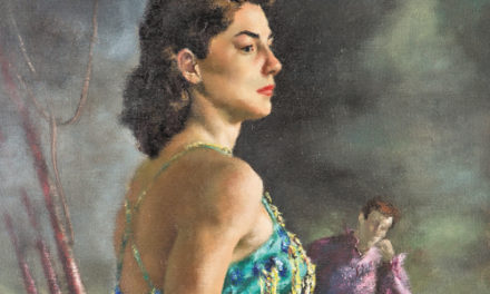 Woman Made At HMA Opens Dec. 17, In Coe Gallery
