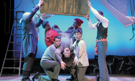 Inspiring Peter & The Starcatcher Continues To Fly This Thurs., At HCT