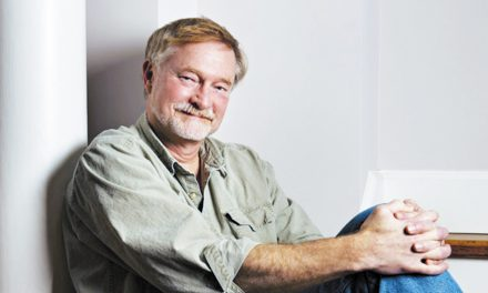 LRU Visiting Writer Erik Larson Speaks Thurs., March 9, 7pm