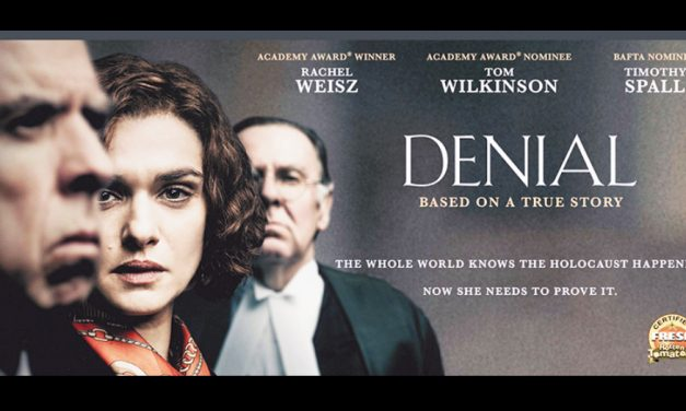 CVCC Marks Holocaust Remembrance Day With Denial Screening On Thurs., April 27, 1pm