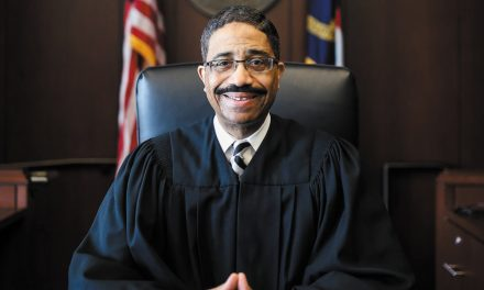 Justice Morgan To Speak At NAACP Fundraiser On April 22