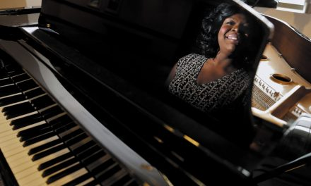 Friends Of John Coffey Concert Features Laurice Lanier, This Saturday, April 22 At 7:30 PM, Newton