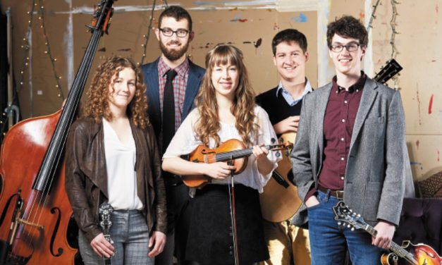 Bluegrass Band Mile Twelve At CoMMA On Monday, April 24th