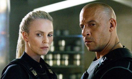 The Fate Of The Furious (***)PG-13
