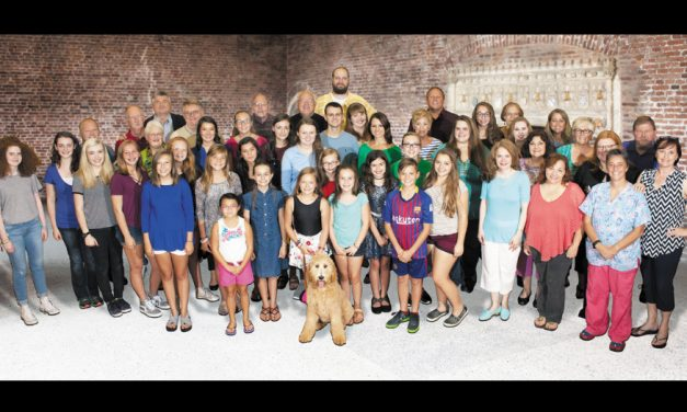 Hudson Sets Cast For Musical Annie, Playing October 19-28