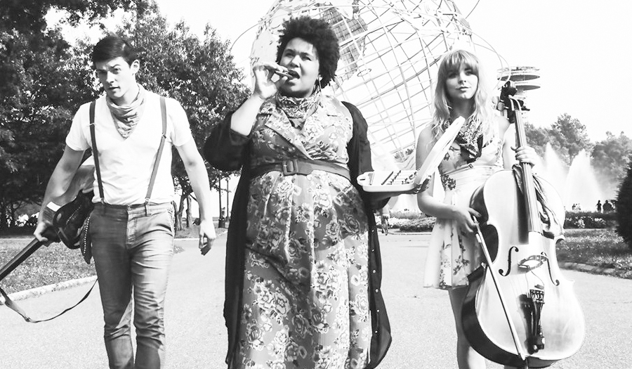 NYC Music Trio, Bandits On The Run, Perform In Newton, Sept. 19