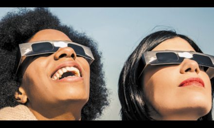 Special Eclipse Glasses Are Needed To View The Eclipse, And Here's What Happens Without Them