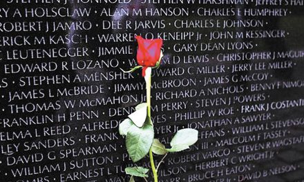 Vietnam Veterans Memorial Traveling Wall Will Be At Conover Station September 8-11