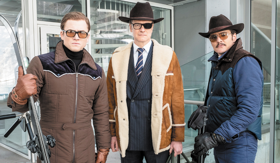 Kingsman: The Golden Circle (***) R