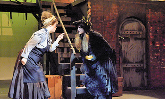 Sweeney Todd  Continues With Three More Shows At The Green Room, Fri.-Sun., Sept. 22-24
