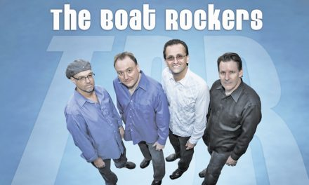 The Boat Rockers Play Valdese Family Friday Nights, July 28