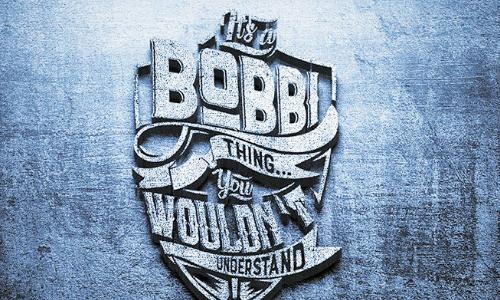 Bobbi Thing