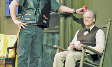 Southern Comedy The Foreigner Is Back At HCT, This Thurs-Sunday