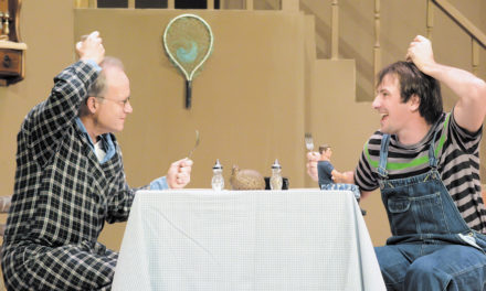 HCT's The Foreigner Will Return Next Week, Thursday Oct. 19