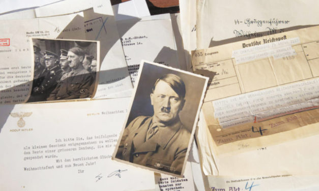 Man Finds Possible Signature Of Hitler In Old Bus In Oregon