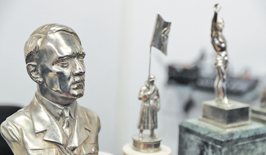 Trove Of Nazi Artifacts Found, Proof That  High-Ranking Nazi Officials Lived In Argentina
