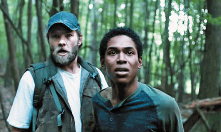 It Comes At Night (*1/2) R