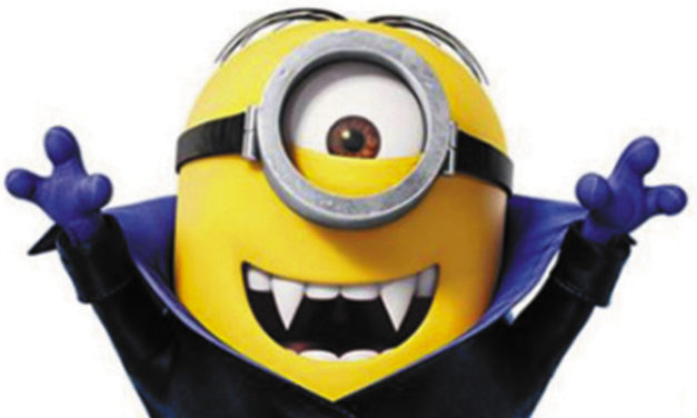 Minions Will Play At Movie Night On Friday, June 16 In Dallas