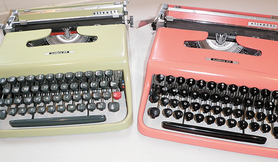 Typewriters Are Making A Come Back!  'Type-Ins' Abound!