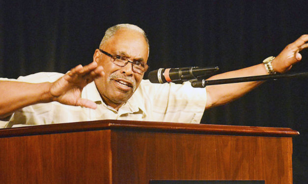 Banquet For Rev. Reggie Longcrier Is This Sunday, Oct. 15