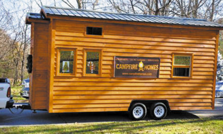 Find Out What It Takes To Live In A Tiny House On 6/22 In Newton