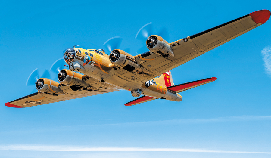 Wings Of Freedom Vintage Plane Tour In Statesville, Oct. 25-27