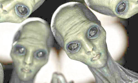 Professor Writes Book, Teaches Class On Alien Abductions