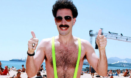 'Borat' Will Pay Fine For Czech Men Who Imitated His Look