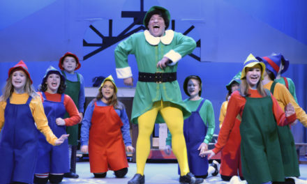 Elf, The Musical Has Final Three Shows This Thursday – Saturday At Hickory Community Theatre
