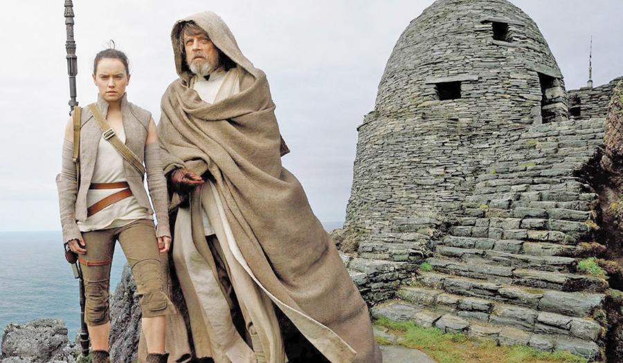 Star Wars: The Last Jedi (***) PG-13